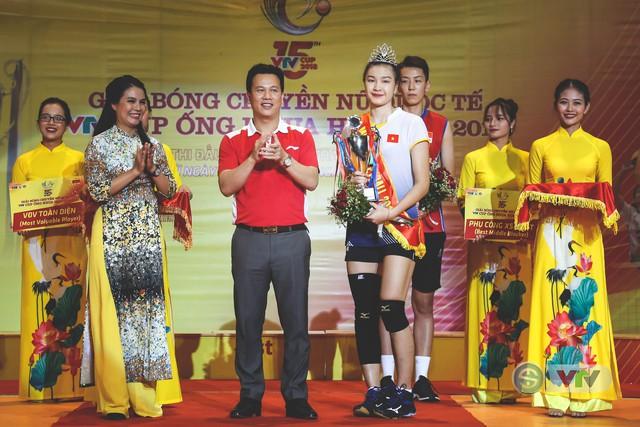 ẢNH: Chiêm ngưỡng vẻ đẹp của Miss VTV Cup Ống nhựa Hoa Sen 2018 - Ảnh 1.