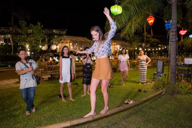 Top 4 Hoa hậu Đại sứ Du lịch thế giới 2018 quảng bá du lịch Hội An - Ảnh 7.