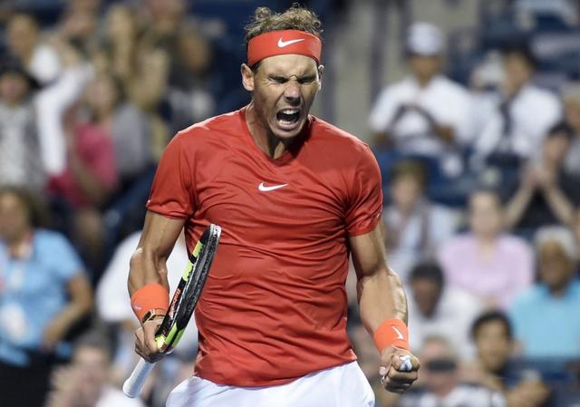 Rafael Nadal giành chức vô địch Rogers Cup lần thứ 4 trong sự nghiệp - Ảnh 3.