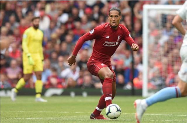 Van Dijk bất ngờ thành Cầu thủ hay nhất giải Ngoại hạng Anh 2018/19 - Ảnh 1.
