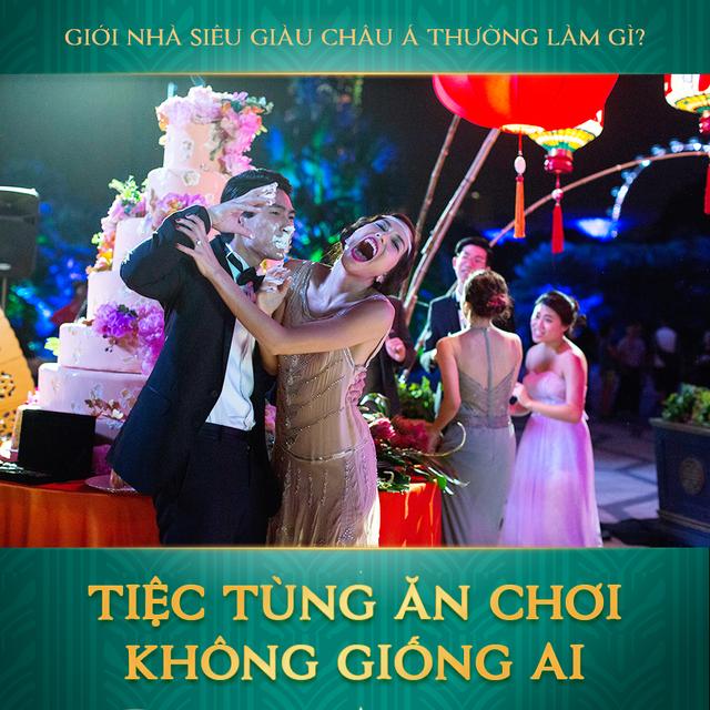 Khám phá cuộc sống sang chảnh bậc nhất của giới siêu giàu châu Á trong Crazy Rich Asians - Ảnh 3.