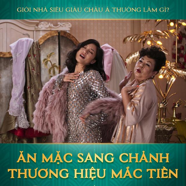 Khám phá cuộc sống sang chảnh bậc nhất của giới siêu giàu châu Á trong Crazy Rich Asians - Ảnh 4.