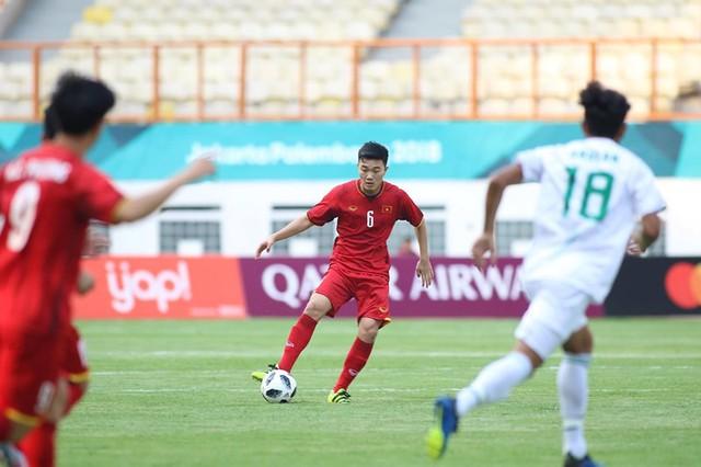 ASIAD 2018: Olympic Việt Nam thắng đậm, HLV Park Hang Seo vẫn chưa hài lòng - Ảnh 2.