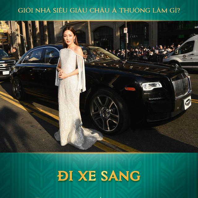 Khám phá cuộc sống sang chảnh bậc nhất của giới siêu giàu châu Á trong Crazy Rich Asians - Ảnh 2.
