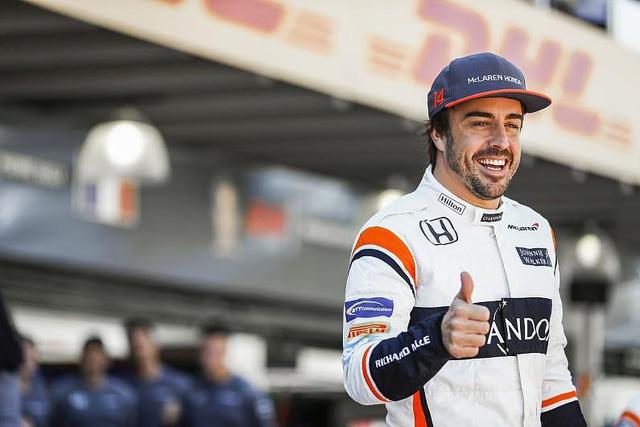 Fernando Alonso quyết định chia tay F1 sau mùa giải 2018 - Ảnh 1.