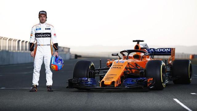 Fernando Alonso quyết định chia tay F1 sau mùa giải 2018 - Ảnh 2.