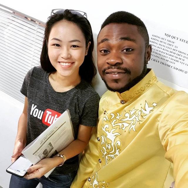 Cee Jay - chàng Tây siêu tiếng Việt chọn chia tay bạn gái thay vì rời khỏi Việt Nam - Ảnh 3.