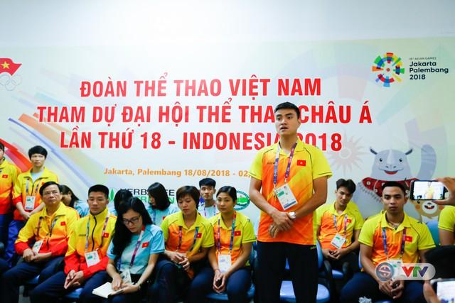 Bộ trưởng Bộ VHTT&DL Nguyễn Ngọc Thiện gửi lời động viên tới các VĐV dự ASIAD 2018 - Ảnh 4.