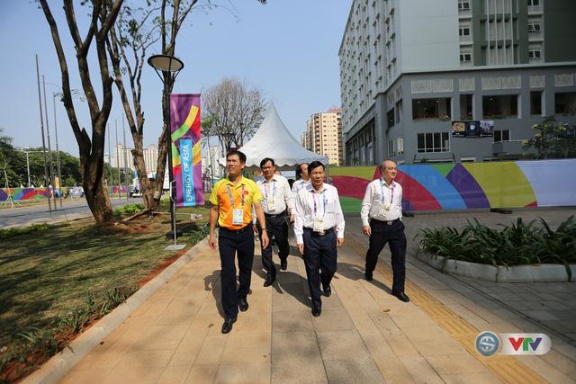 Bộ trưởng Bộ VHTT&DL Nguyễn Ngọc Thiện gửi lời động viên tới các VĐV dự ASIAD 2018 - Ảnh 1.