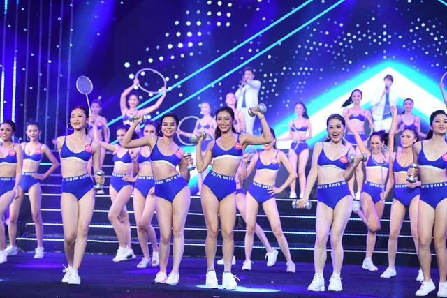 Lộ diện Top 3 Người đẹp thể thao của Hoa hậu Việt Nam 2018 - Ảnh 6.