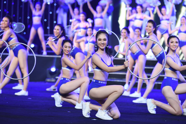Lộ diện Top 3 Người đẹp thể thao của Hoa hậu Việt Nam 2018 - Ảnh 9.