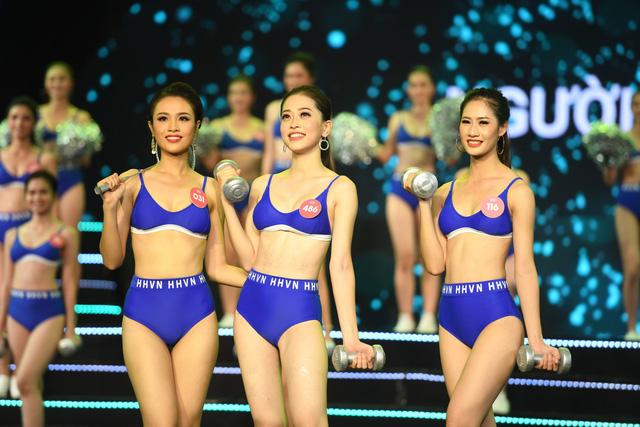 Lộ diện Top 3 Người đẹp thể thao của Hoa hậu Việt Nam 2018 - Ảnh 2.