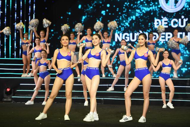 Lộ diện Top 3 Người đẹp thể thao của Hoa hậu Việt Nam 2018 - Ảnh 3.