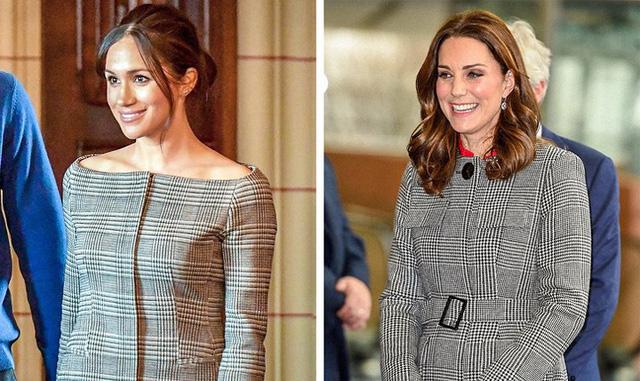 Học lỏm bí quyết thời trang sành điệu của hai nàng dâu Hoàng gia Anh - Ảnh 9.