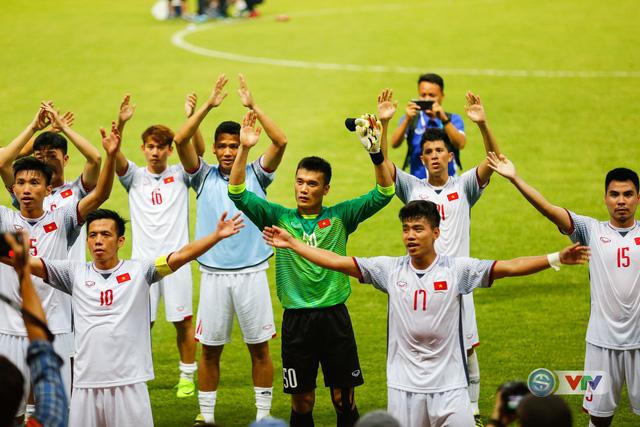 Lịch thi đấu CHÍNH THỨC vòng 1/8 bóng đá nam ASIAD 2018: Olympic Việt Nam gặp Olympic Bahrain - Ảnh 1.