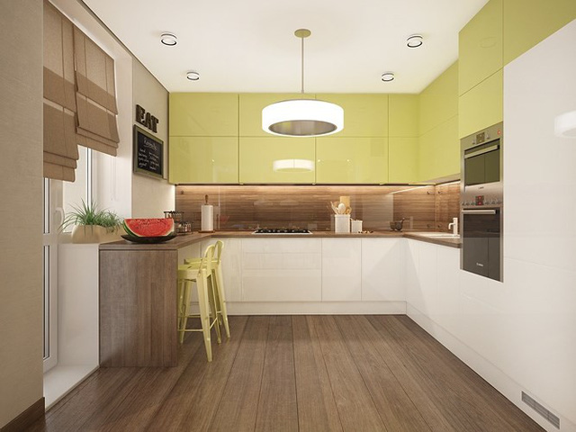 Ngôi nhà rực rỡ sắc màu của người yêu phong cách nhiệt đới - Ảnh 10.