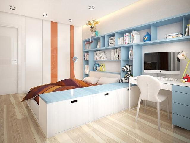 Ngôi nhà rực rỡ sắc màu của người yêu phong cách nhiệt đới - Ảnh 6.
