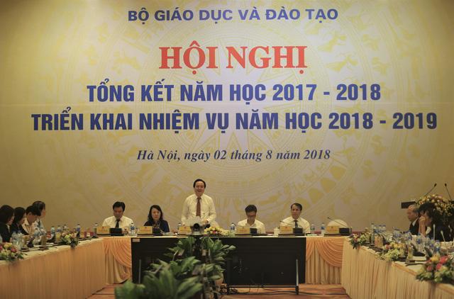 Bộ GD&ĐT chính thức công bố giải pháp hoàn thiện Kỳ thi THPT Quốc gia - Ảnh 3.