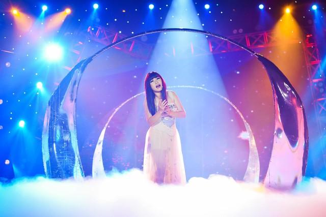 Phương Thanh đầy khác lạ trong Âm nhạc & Bước nhảy - Ảnh 6.