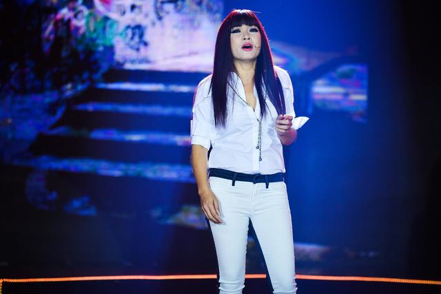Phương Thanh đầy khác lạ trong Âm nhạc & Bước nhảy - Ảnh 4.