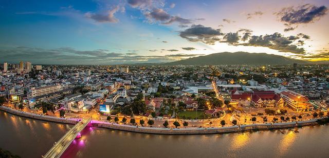 Chiang Mai - Bông hồng phương Bắc của Thái Lan - Ảnh 1.