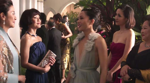 Sau 5 ngày công chiếu, Crazy Rich Asians gây tiếng vang lớn với doanh thu 34 triệu USD - ảnh 1