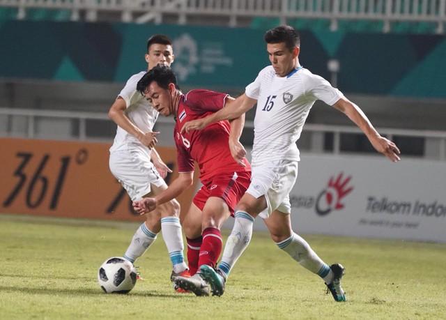 Lịch thi đấu bóng đá nam ASIAD 2018 ngày 20/8: Đi tìm đối thủ của Olympic Việt Nam - Ảnh 1.