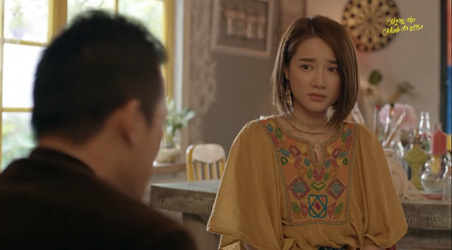 That day I fell in love - Episode 22: The idea of the lower one will be weak for Tung, but she eventually chose Nam - Photo 2.