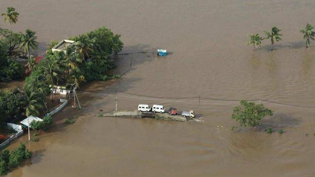 Ấn Độ: Hơn 1 triệu người phải sơ tán do mưa lũ - Ảnh 11.