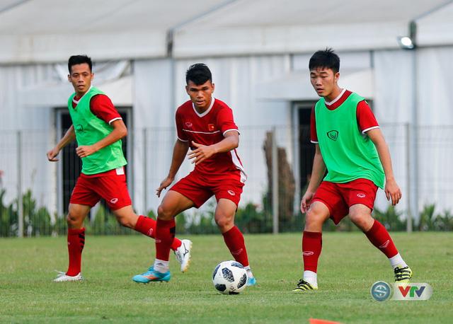 Lịch thi đấu vòng 1/8 bóng đá nam ASIAD 2018 hôm nay (23
