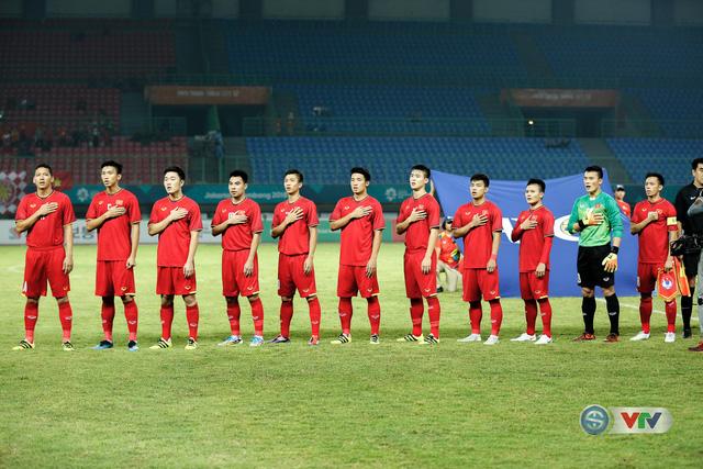 Lịch thi đấu CHÍNH THỨC Tứ kết bóng đá nam ASIAD 2018: Olympic Việt Nam gặp Olympic Syria - Ảnh 1.