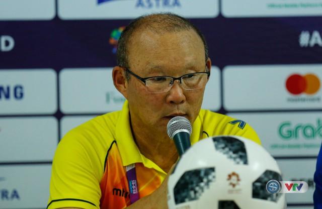HLV Park Hang Seo: Đây là chiến thắng của chúng ta, của Việt Nam - Ảnh 1.