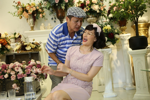 Vân Dung vướng tình tay ba với Chí Trung, Quang Thắng trong phim mới - Ảnh 2.