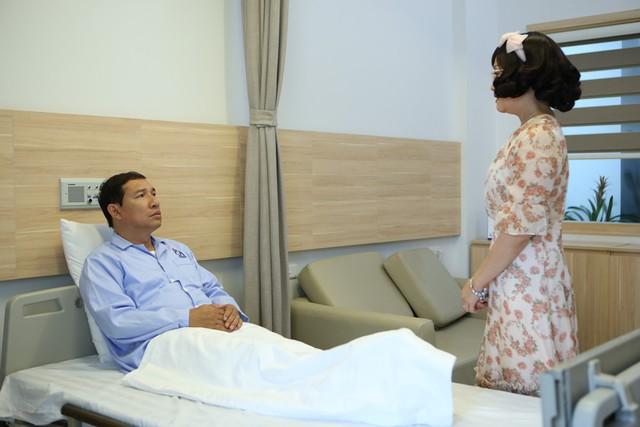 Vân Dung vướng tình tay ba với Chí Trung, Quang Thắng trong phim mới - Ảnh 3.
