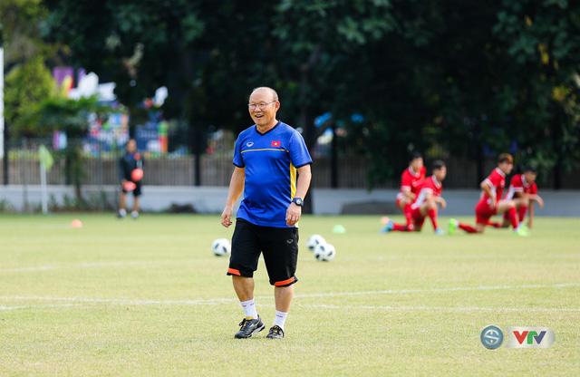 Trước trận gặp Olympic Syria: HLV Park Hang Seo đánh giá cực cao đối thủ - Ảnh 1.
