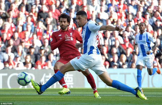3 trận toàn thắng, Liverpool vươn lên dẫn đầu giải Ngoại Hạng Anh - Ảnh 2.