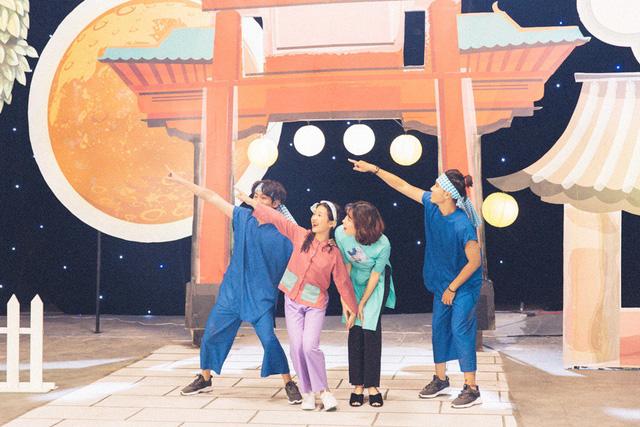 Dàn thiên thần nhí triệu view của Giọng hát Việt nhí quy tụ trong MV đón Trung Thu - Ảnh 3.