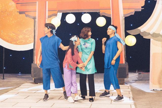 Dàn thiên thần nhí triệu view của Giọng hát Việt nhí quy tụ trong MV đón Trung Thu - Ảnh 2.