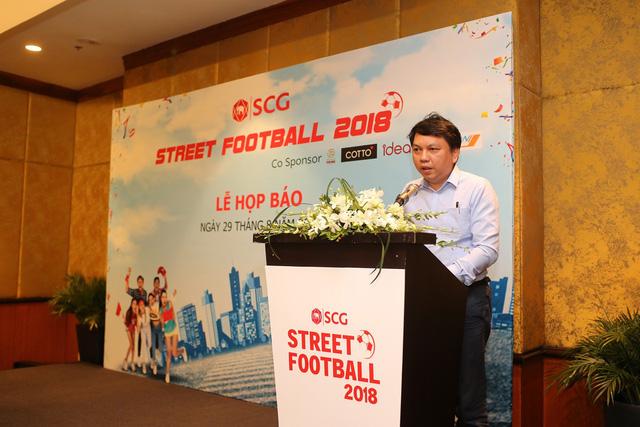 Lễ hội bóng đá Street Football 2018 sẽ diễn ra ở phố đi bộ hồ Hoàn Kiếm - Ảnh 4.