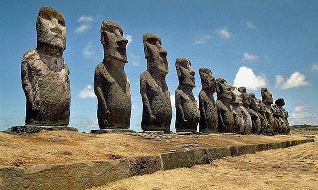 Những bức ảnh bí ẩn về các nền văn minh bị bỏ rơi - Ảnh 7.