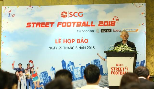 Lễ hội bóng đá Street Football 2018 sẽ diễn ra ở phố đi bộ hồ Hoàn Kiếm - Ảnh 7.