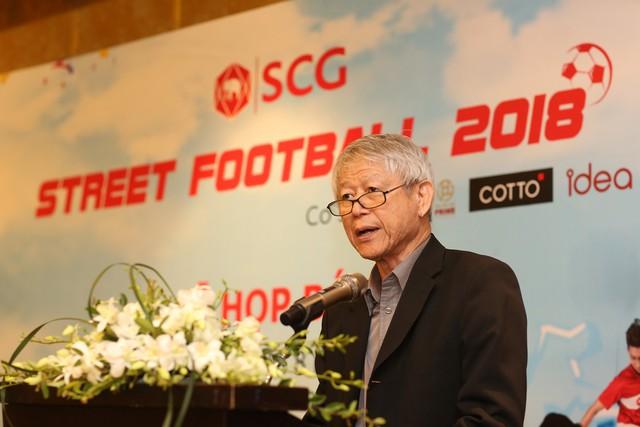 Lễ hội bóng đá Street Football 2018 sẽ diễn ra ở phố đi bộ hồ Hoàn Kiếm - Ảnh 2.