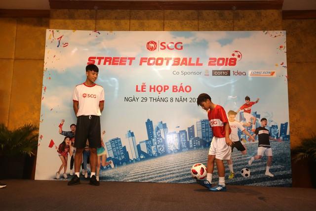 Lễ hội bóng đá Street Football 2018 sẽ diễn ra ở phố đi bộ hồ Hoàn Kiếm - Ảnh 10.