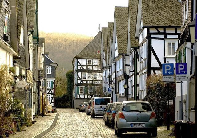 """Đến thị trấn """"trăm căn nhà giống nhau như một"""", hoa mắt nhìn mãi không ra - Ảnh 3."""