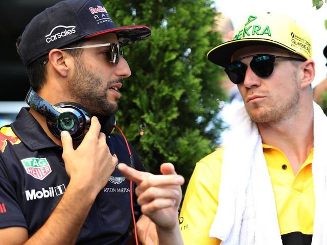 Đua xe F1: Daniel Ricciardo kí hợp đồng hai năm gia nhập Renault - Ảnh 1.