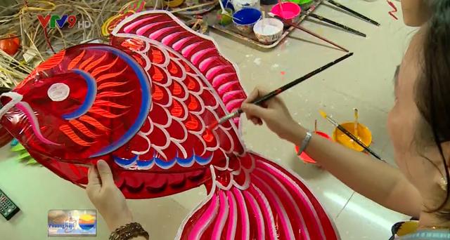 Xóm lồng đèn Phú Bình - Nơi lưu giữ ký ức nhiều thế hệ - Ảnh 1.