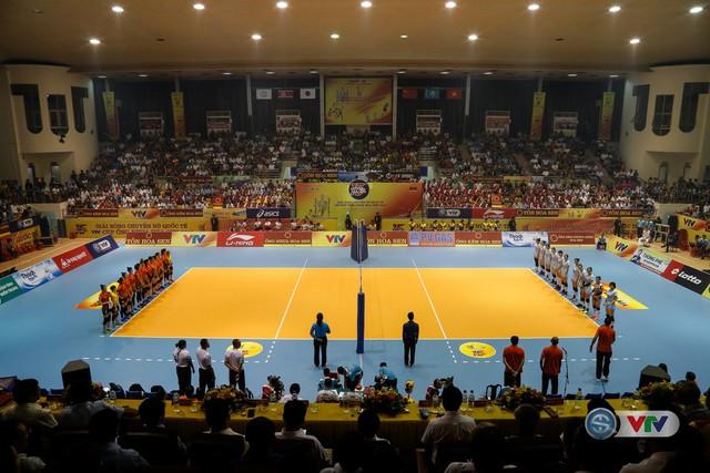 Ảnh: Những khoảnh khắc ấn tượng trong Lễ khai mạc Giải bóng chuyền nữ Quốc tế VTV Cup Ống nhựa Hoa Sen 2018 - Ảnh 21.