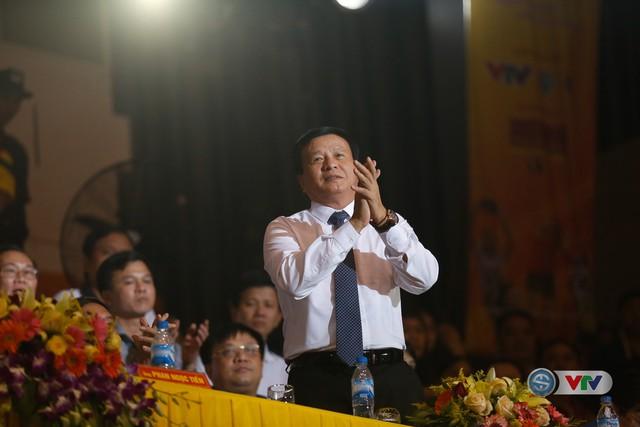 Ảnh: Những khoảnh khắc ấn tượng trong Lễ khai mạc Giải bóng chuyền nữ Quốc tế VTV Cup Ống nhựa Hoa Sen 2018 - Ảnh 11.