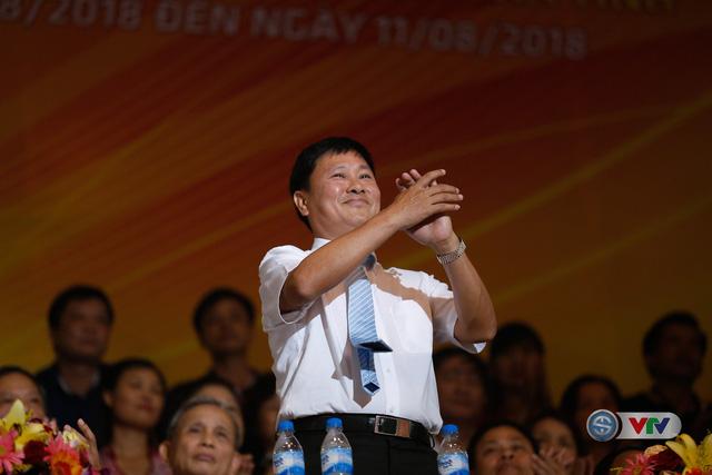 Ảnh: Những khoảnh khắc ấn tượng trong Lễ khai mạc Giải bóng chuyền nữ Quốc tế VTV Cup Ống nhựa Hoa Sen 2018 - Ảnh 9.