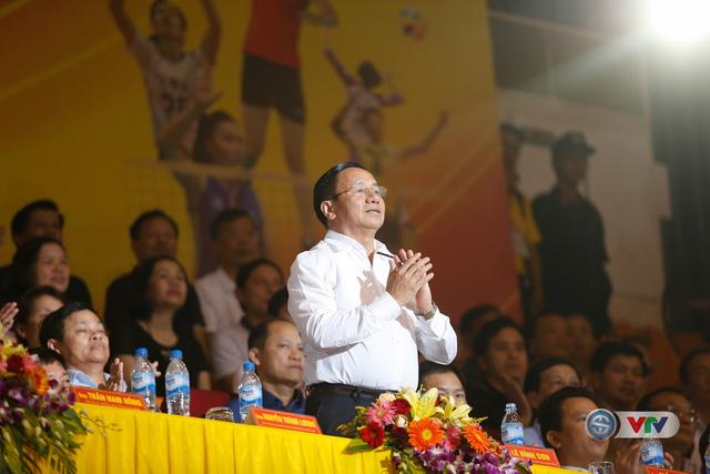 Ảnh: Những khoảnh khắc ấn tượng trong Lễ khai mạc Giải bóng chuyền nữ Quốc tế VTV Cup Ống nhựa Hoa Sen 2018 - Ảnh 4.
